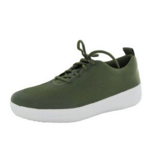 FitFlop Mesh Green Sporty Sneaker Athletic Shoes 9